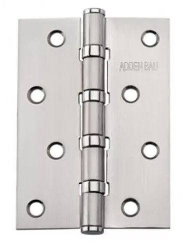 фотоПетля универсальная ADDEN BAU 100X70X2.5 4BB Satin Chrome